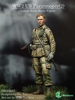 WW2 US Paratrooper 2
