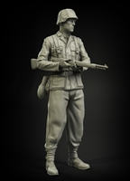 PanzerArt Waffen-SS soldier Normandy 44, resin, 1/35