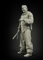 PanzerArt Soviet assault engineers officer, resin, 1/35