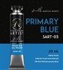 Scale Artist Primary Blue