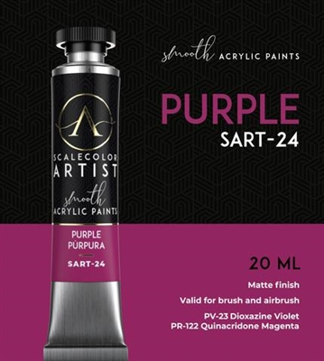 Scale Artist Purple