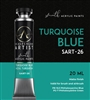 Scale Artist Turquoise Blue