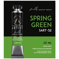 Scale Artist Spring Green