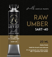 Scale Artist Raw Umber