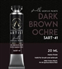Scale Artist Dark Brown Ochre