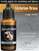 Scale Color SC-92 Victorian Brass 17ml bottle
