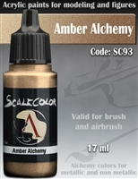 Scale Color SC-93 Amber Alchemy 17ml bottle