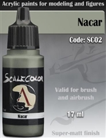 Scale Color SC-02 Nacar 17ml bottle. Acrylic Paint.