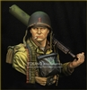 YM1861 - D-DAY Normandy 1944, 1st infantry Division, resin 1/9 scale bust