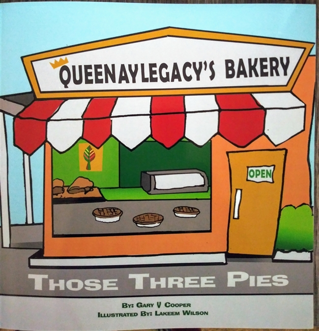 Book : Those Three pies