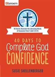 40 Days to Complete God Confidence