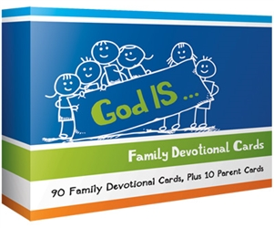 God IS ... Family Devotional Cards