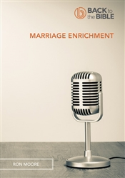 Marriage Enrichment