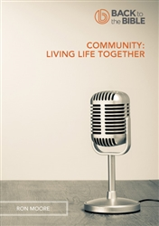 Community: Living Life Together