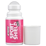 2Toms SPORTSHIELD for Her! Running Chafing Prevention Roll-on (45mL/1.5oz)