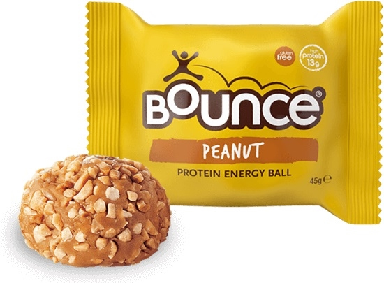 Bounce Natural Energy Balls: PEANUT