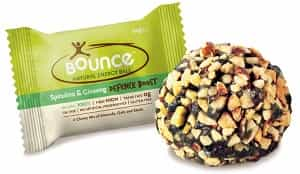 Bounce Natural Energy Balls: SPIRULINA AND GINSENG