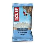 Clif Energy Bar : BLUEBERRY CRISP
