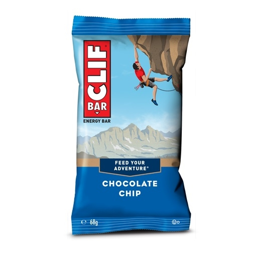 Clif Energy Bar : CHOCOLATE CHIP