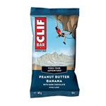 Clif Energy Bar : PEANUT BUTTER BANANA