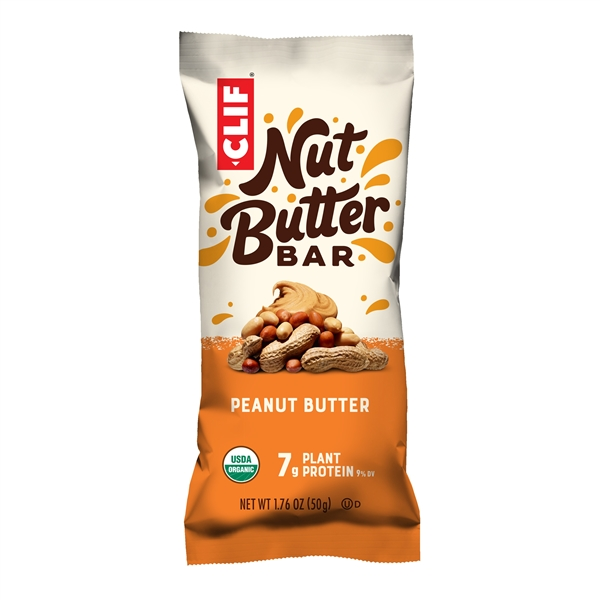 Clif Nut Butter Filled Energy Bars : PEANUT BUTTER