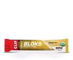 Clif Shot Bloks Energy Chews : GINGER ALE
