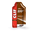 Clif Shot Energy Gels : CHOCOLATE