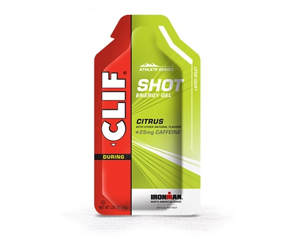 Clif Shot Energy Gels : CITRUS