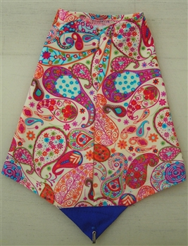 Dirty Girl Gaiters : PRETTY IN PAISLEY