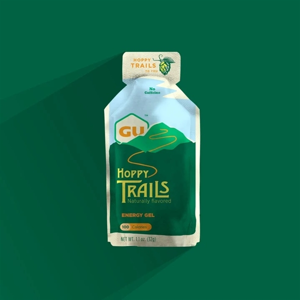 GU Hoppy Trails Energy Gels