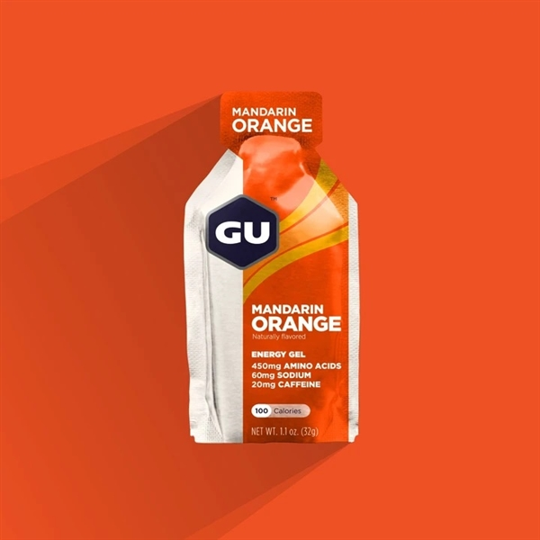 GU MANDARIN ORANGE Energy Gels