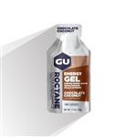 GU Roctane CHOCOLATE COCONUT Energy Gels