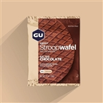 GU SALTED CHOCOLATE STROOPWAFEL Energy Waffles