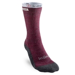 Injinji Womens LINER + HIKER Running Socks - Crew