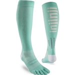 Injinji Women's ULTRA COMPRESSION Socks - Over the Calf