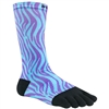 Injinji Womens RUN Socks - Lightweight / Crew
