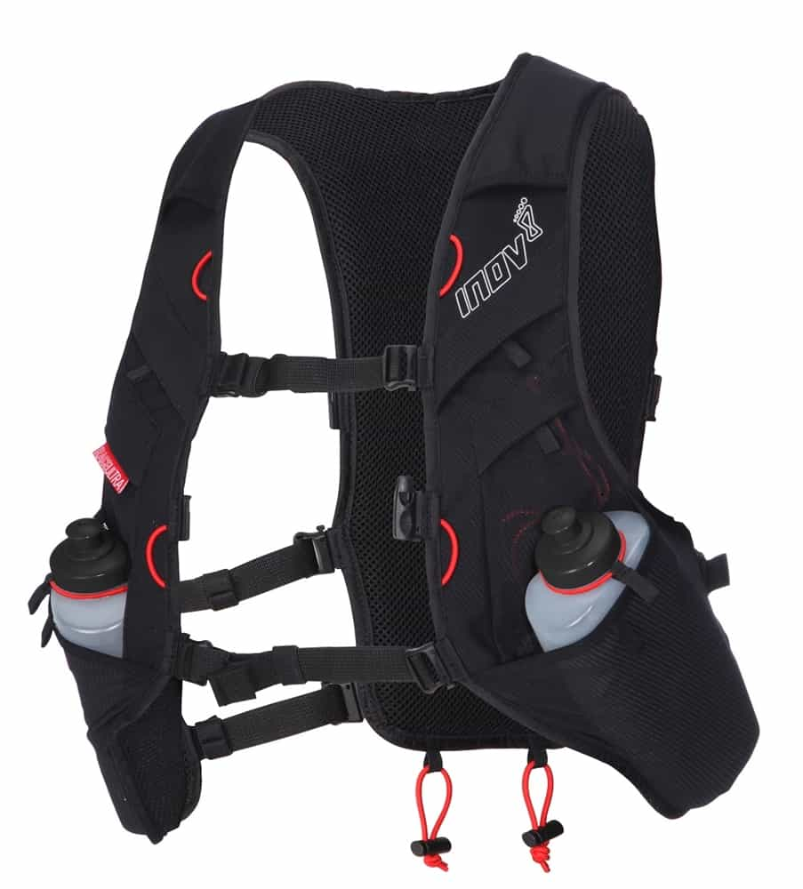 Inov8raceultravest on sport carry bag