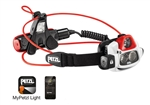 Petzl NAO PLUS Running Headlamp/Head Torch