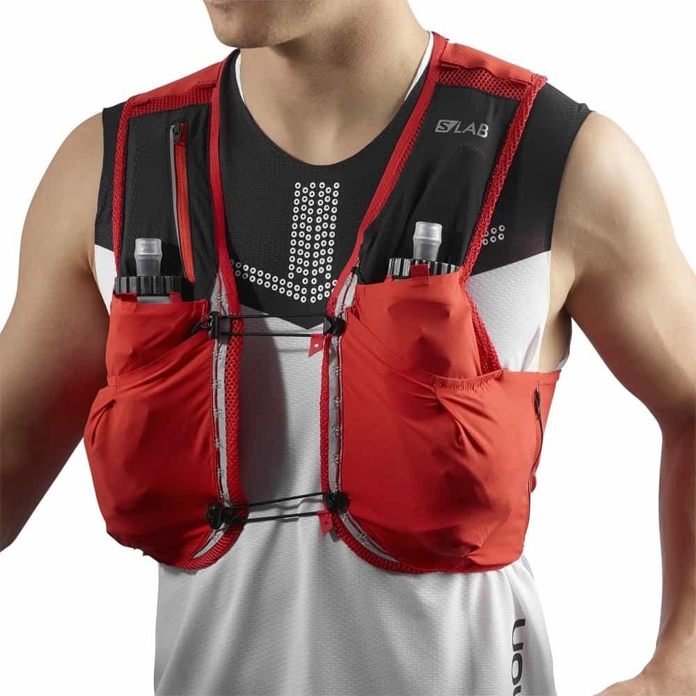 efc3b5d188b Salomon S-LAB SENSE ULTRA 5 SET Race Vest | Ultramarathon Running Store