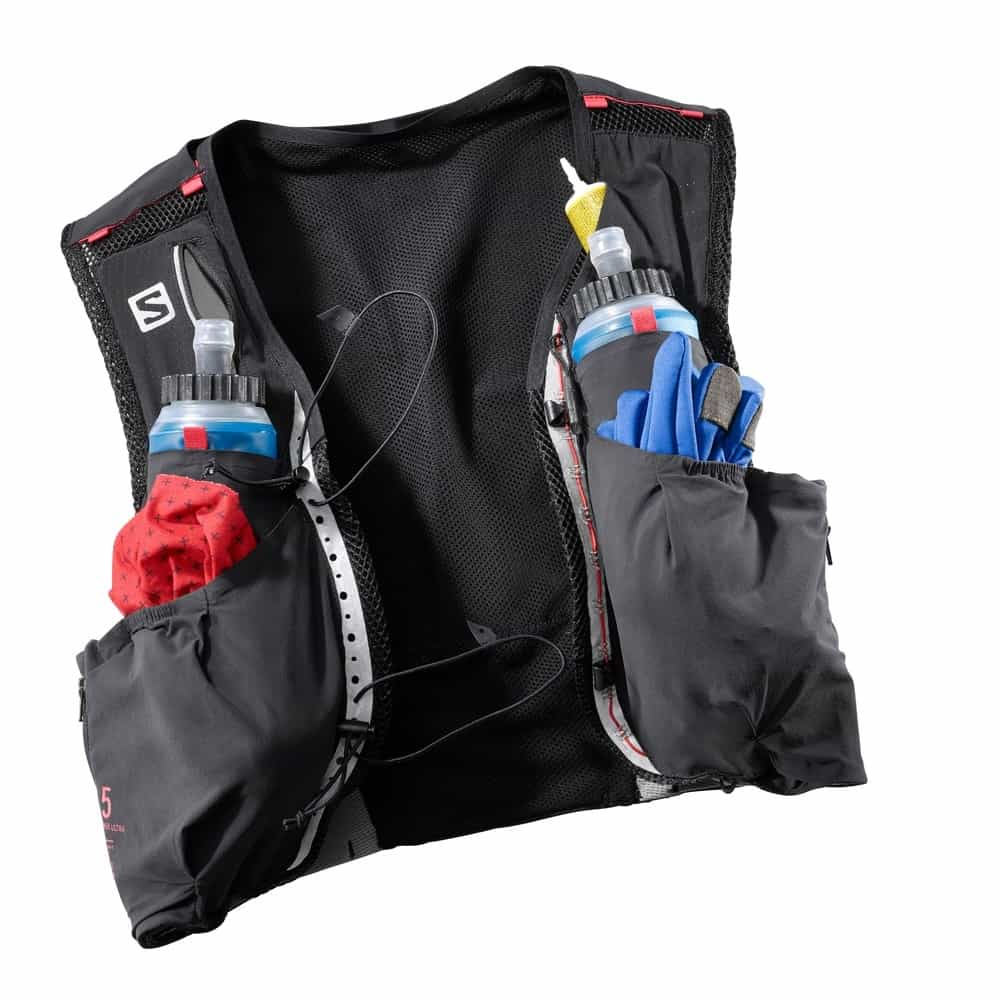 plus récent 577ac 8cf92 Salomon S-LAB SENSE ULTRA 8 SET Race Vest
