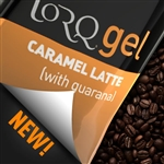 Torq Energy Gels : CARAMEL LATTE (With Guarana)