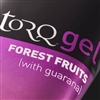 Torq Energy Gels : FOREST FRUITS (With Guarana)