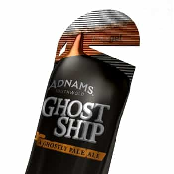 Torq Energy Gels : Winter Shandy GHOST SHIP Pale Ale