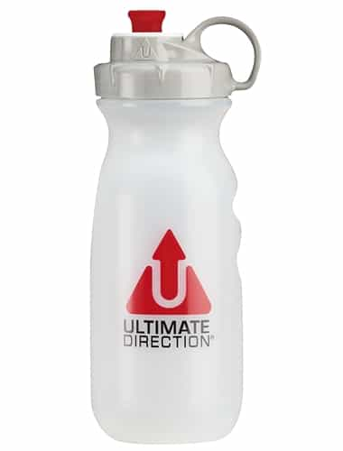 Ultimate Direction 20oz 0 6l Bottle With Kicker Valve