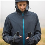 Mens Ultimate Direction ULTRA JACKET V2 Waterproof Running Jacket