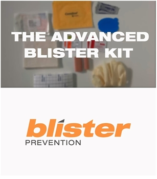 Blister Prevention ADVANCED BLISTER KIT Running Blister Kit