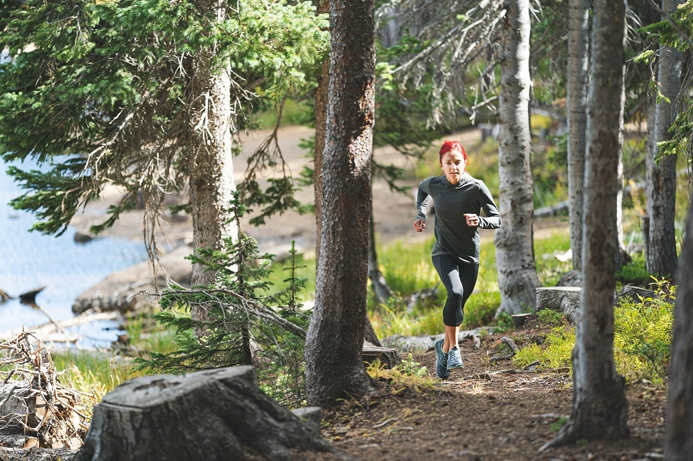 UK12 Altra Mens Lone Peak 4.5 Trail Runnig Shoe Gray//Orange