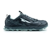 Womens Altra Running LONE PEAK 4.5 LOW zero-drop trail running shoes - Navy / Light Blue