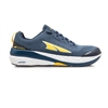 Mens Altra Running PARADIGM 4.5 zero-drop road running shoes - Blue / Yellow