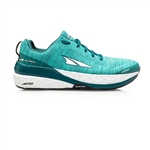 Womens Altra Running PARADIGM 4.5 zero-drop road running shoes - Teal